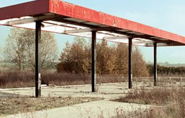 Abandoned Gas Station Cleanup Grant Program